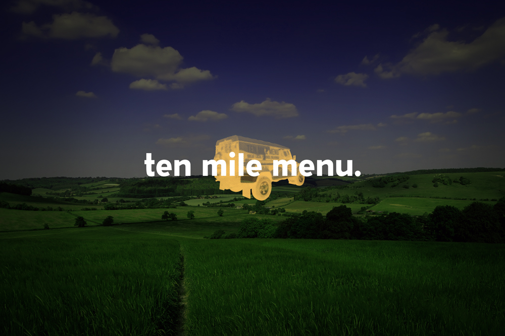 Ten Mile Menu - Colour Logo